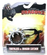 Dreamworks How to Train Your Dragons 2 - Toothless vs Dragon Catcher